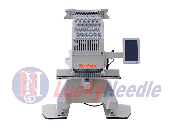 Компактная вышивальная машина SunSure SS 1201-MINI
