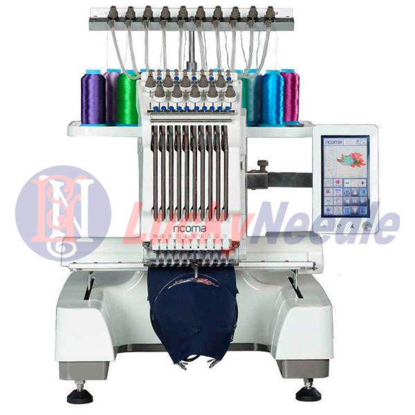 Компактная вышивальная машина RICOMA EM-1010