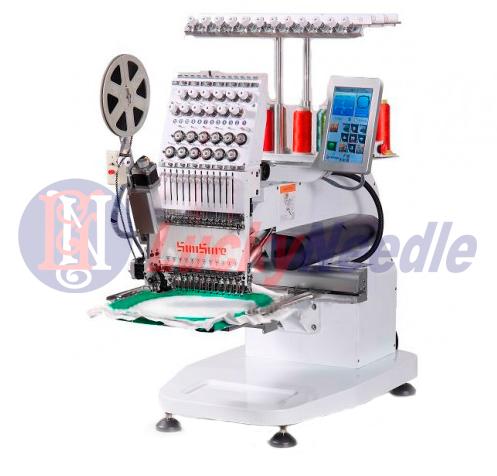 Компактная вышивальная машина SunSure SS 1201-S