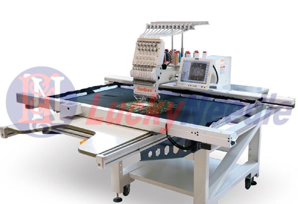Вышивальная машина с очень большим полем для вышивки SunSure SS1201-XXL