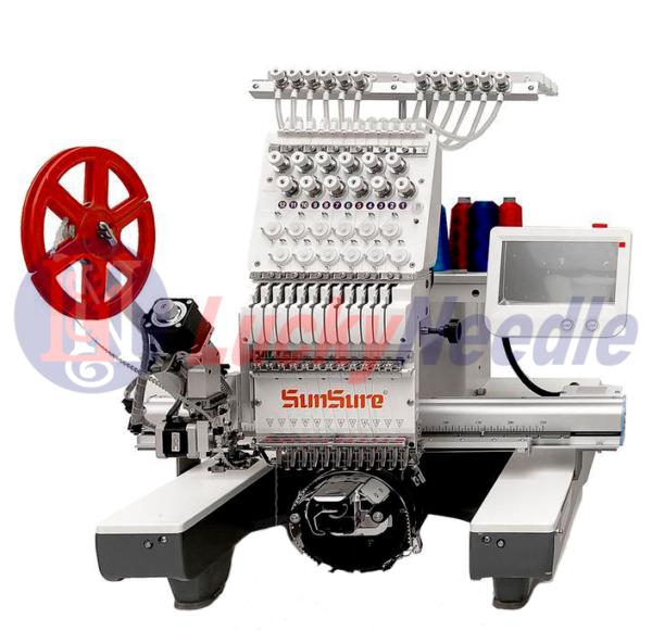 Вышивальная машина SunSure SS 1201-CS+Sequin
